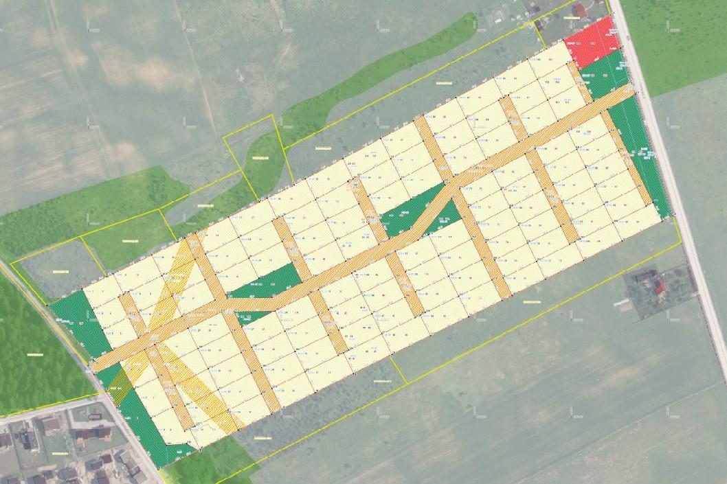Patvirtintas žemės Sklypo Formavimo Ir Pertvarkymo Projektas
